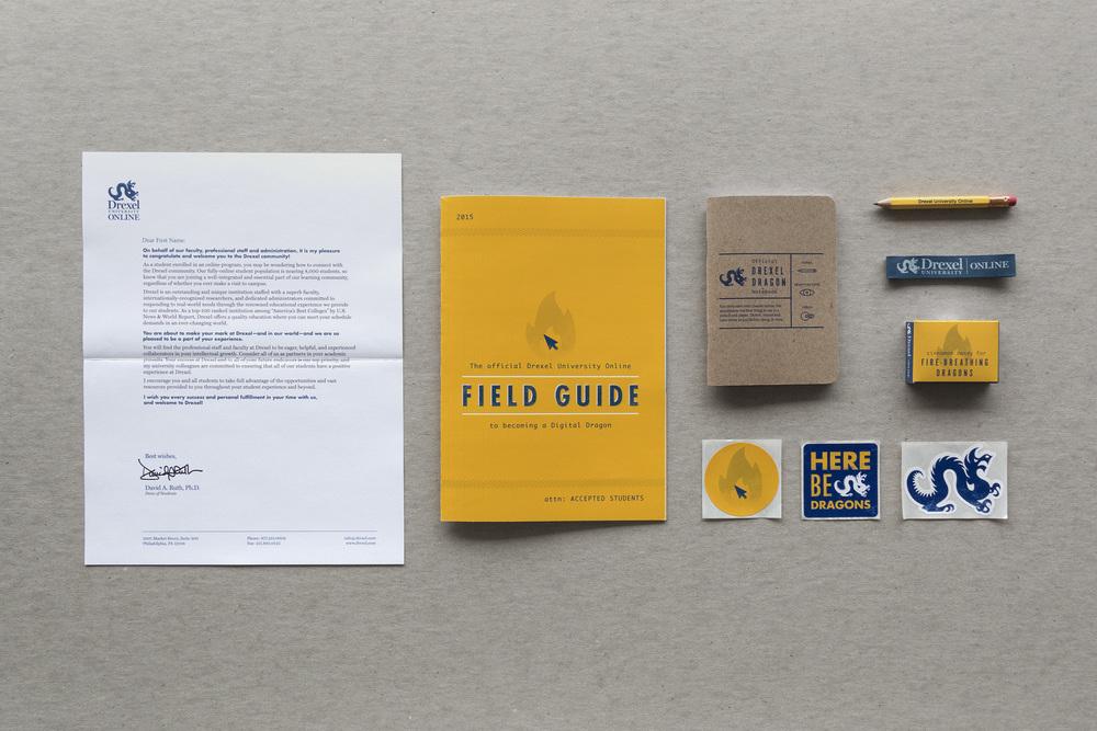 Kit de bienvenida personalizado